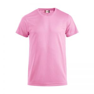 Ice løbe t-shirt_pink