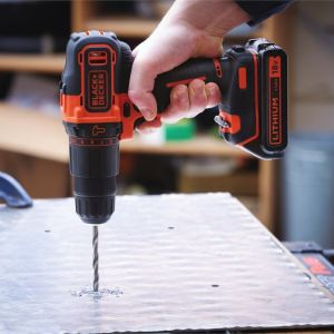 Black&Decker 18V Boremaskine 640,-